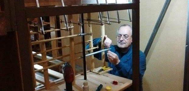 El órgano de tubos argentino que, todos los días, suena en la Catedral