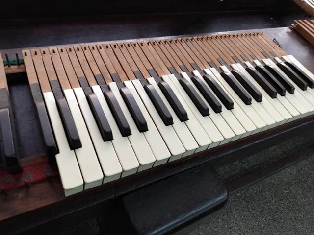 Pulido de teclado