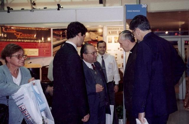 Exposiciones en Consudec (Consejo Superior de Educación Católica)
